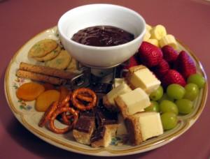 Fondue - Chocolate 2